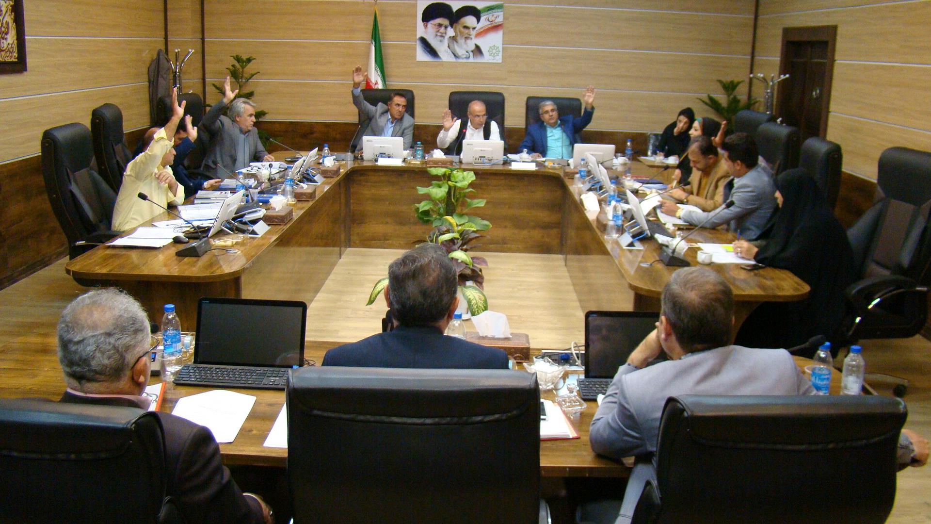 تصویب لایحه پرداخت مزایا به پرسنل شهرداری فردیس
