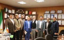 دیدار سرپرست و معاونین شهرداری فردیس با رئیس شورای اسلامی شهر به مناسبت عید غدیر خم + تصاویر