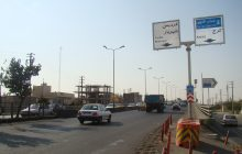 عملیات تراش و روکش آسفالت لاین شمال به جنوب پل شهید کلانتری فردیس انجام شد