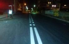 عملیات اجرایی خط کشی معابر به طول  پنچاه هزار  متر طول در منطقه یک شهرداری فردیس انجام شد