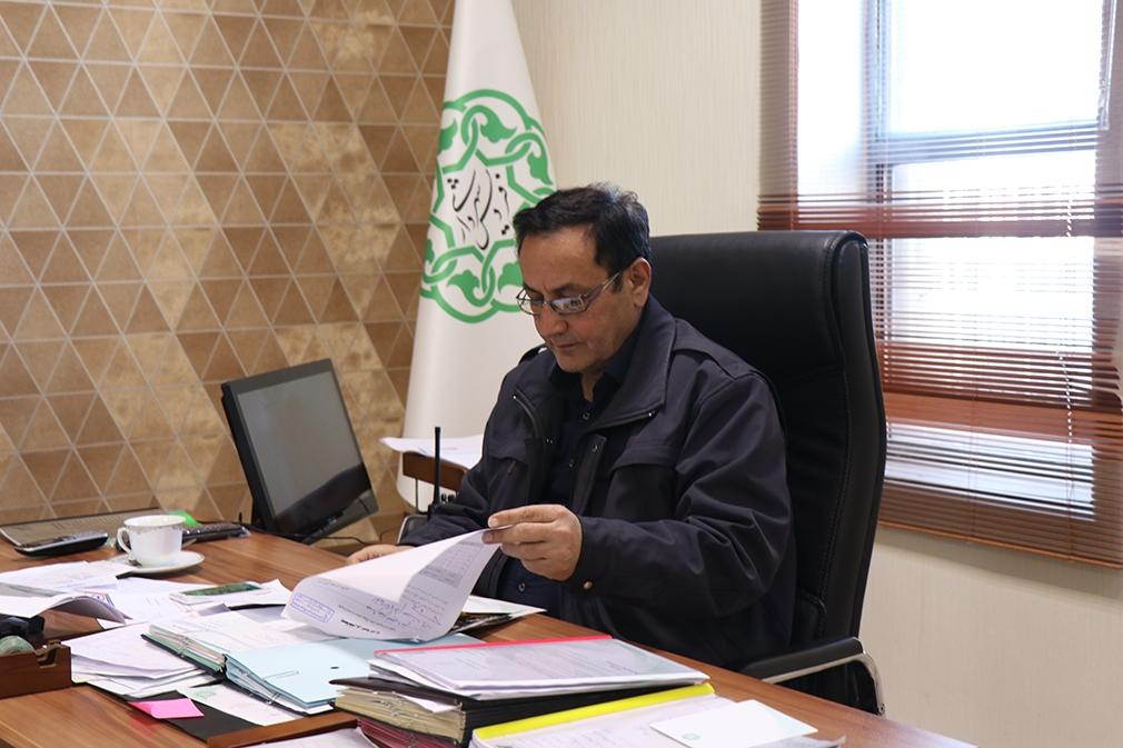 خیابان رسول اکرم(ص) فردیس آسفالت شد