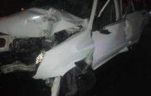 برخورد دو خودرو پراید و پژو پارس در فردیس دو مصدوم برجای گذاشت