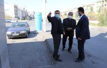 تعریض بلوار بهاران فردیس راهکاری مناسب برای رفع معضل ترافیکی