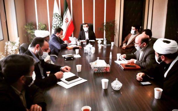 برگزاری جلسه هم اندیشی فرهنگی در شهرداری فردیس