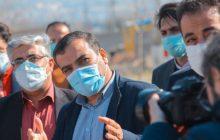 بازدید اعضای شورای اسلامی شهر فردیس از پروژه های عمرانی