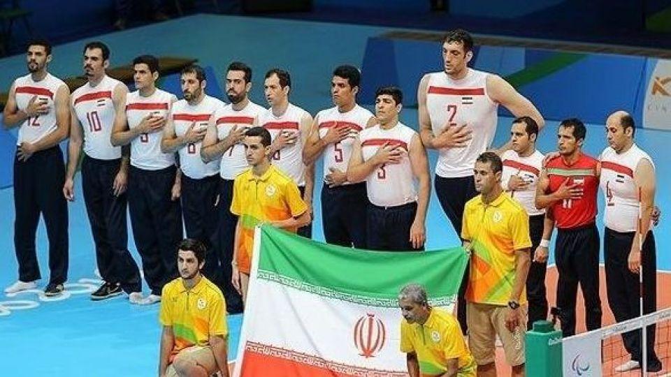 والیبالیست فردیسی مدال طلای پارالمپیک توکیو را از آن خود کرد
