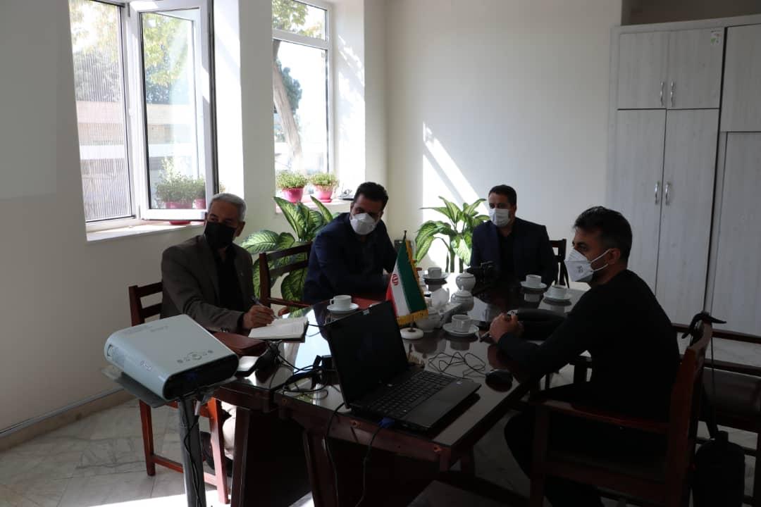 بازدید از اداره بازیافت مواد و تولید انرژی شهرداری مشهد