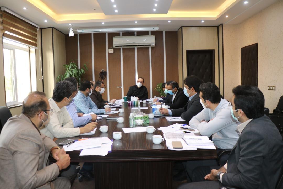 برگزاری دومین جلسه بودجه شهرداری فردیس
