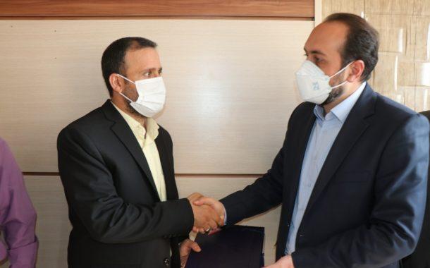 مهیار حسینی سرپرست منطقه ۲ شهرداری فردیس شد